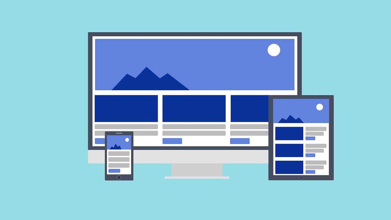 網站設計、網站行銷