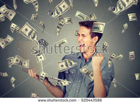 stock-photo-successful-young-man-using-laptop-building-online-business-making-money-dollar-bills-cash-falling-520443586